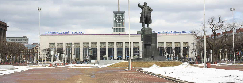 Tour soviético por San Petersburgo