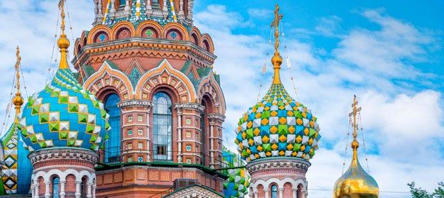 Free tour por San Petersburgo ¡Gratis!