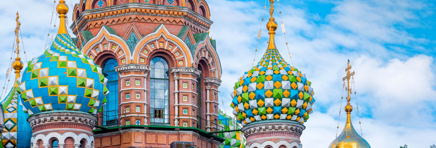 Free Walking Tour of St Petersburg