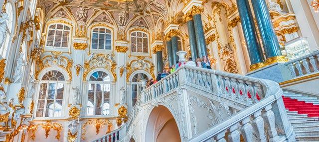Visita guiada por el Museo Hermitage