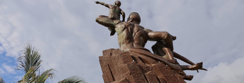 Visite guidée dans Dakar