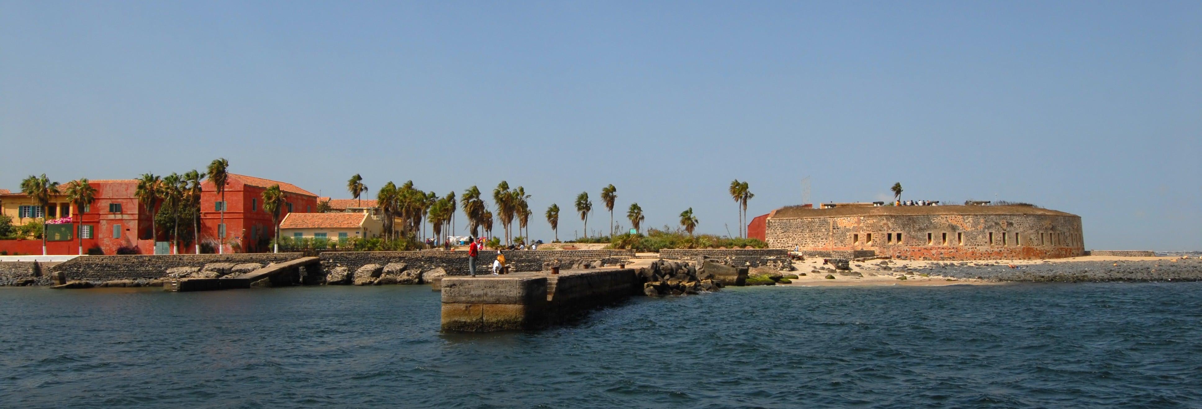 Excursão a Dakar e à Ilha de Gorea