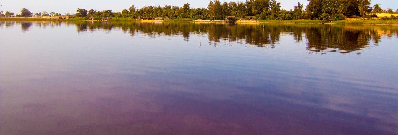Escursione al Lago Retba
