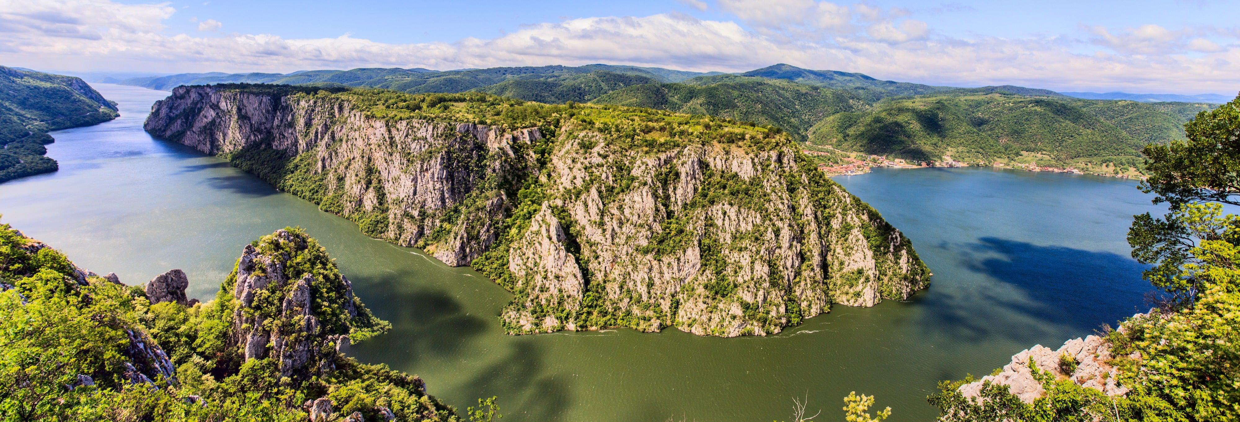 Excursión por el valle del Danubio