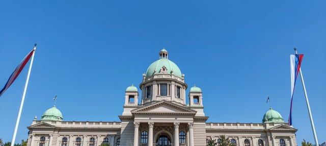 Tour por el Belgrado comunista