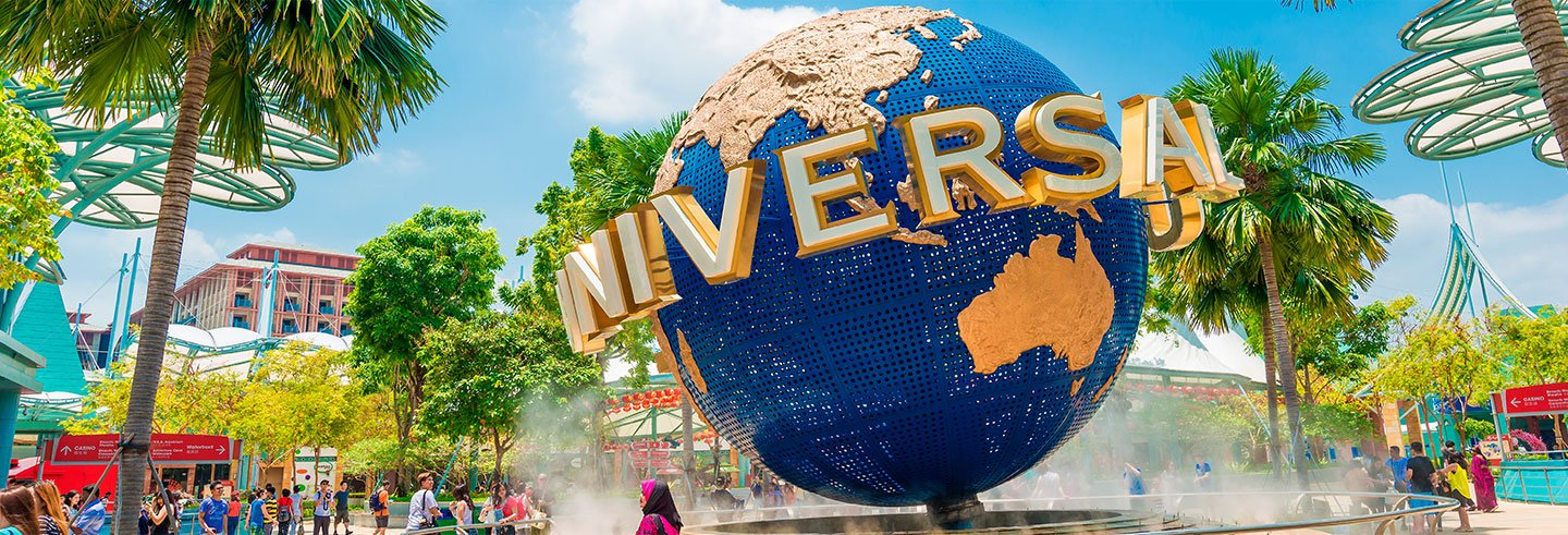 Excursion à Universal Studios Singapore