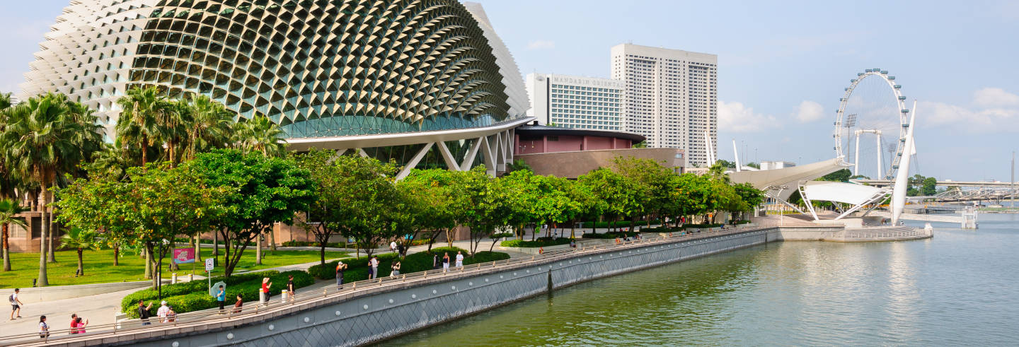 Free Walking Tour of Singapore