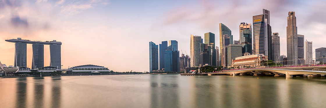 História de Singapura