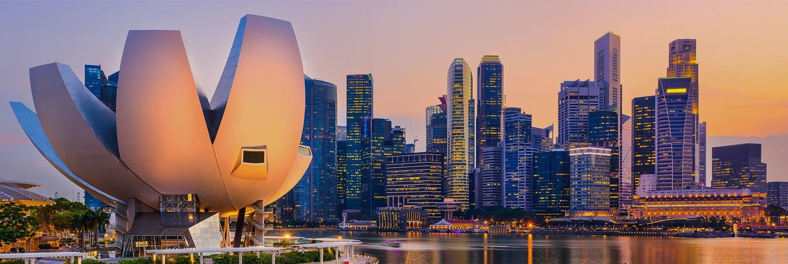Guía turística de Singapur