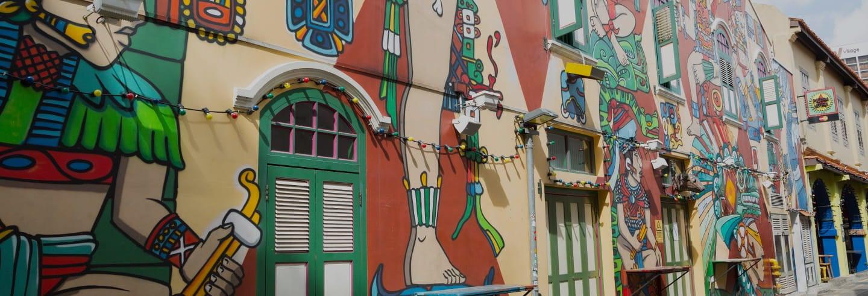 Tour privado pelos bairros de Singapura