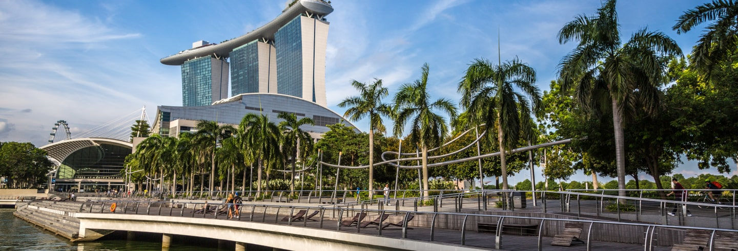 Marina Bay Guided Tour