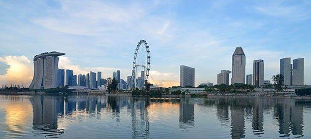 Visita guiada por Singapur