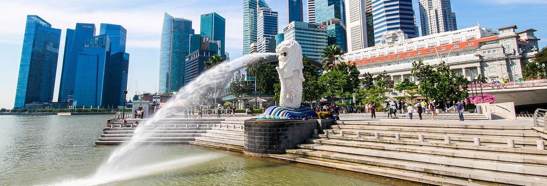 Visita guiada por Singapura