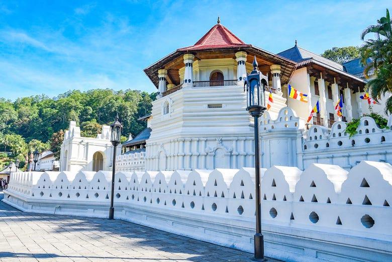 ,Excursión a Ciudad sagrada de Kandy