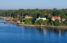 Escursione in barca a Fjäderholmarna