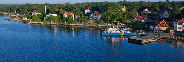 Excursión a Fjäderholmarna por libre