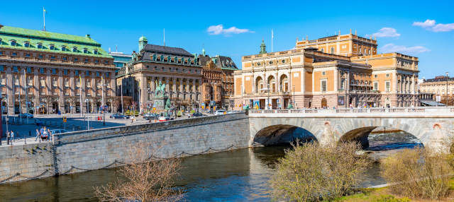 Free Tour of Stockholm New Town