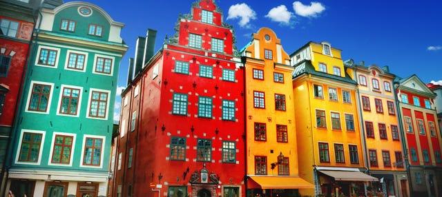 Free tour por Estocolmo