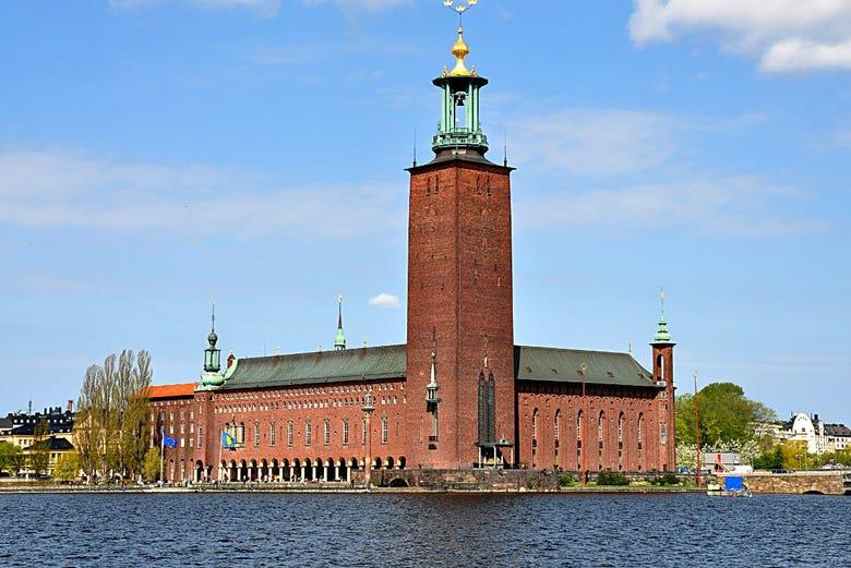 ,Tour por Estocolmo