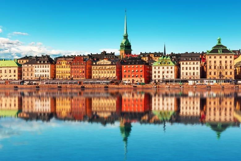 ,Tour por Estocolmo,Tour privado