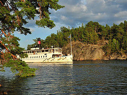 ,Archipiélago de Estocolmo,Tour en barco