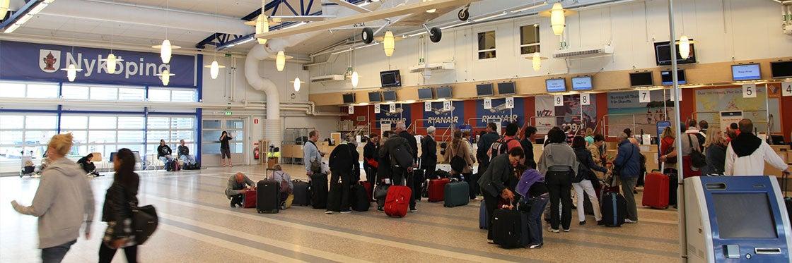 Aéroport de Stockholm-Skavsta (NYO)