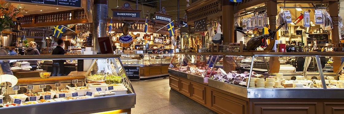 Onde comer em Estocolmo