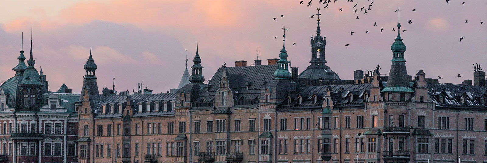 Guía turística de Stockholm