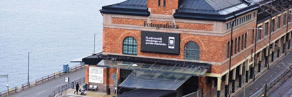 Museo Fotografiska de Estocolmo
