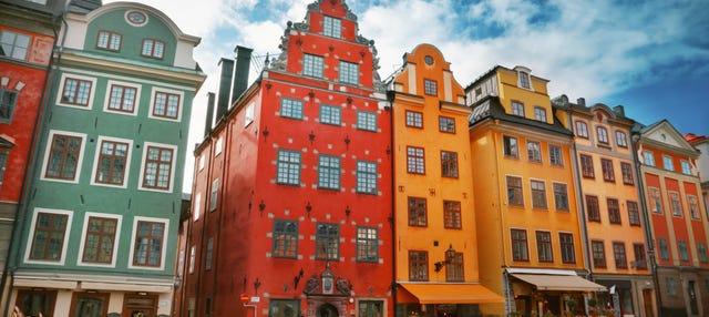 Tour panorámico por Estocolmo
