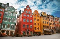 Tour panoramico di Stoccolma