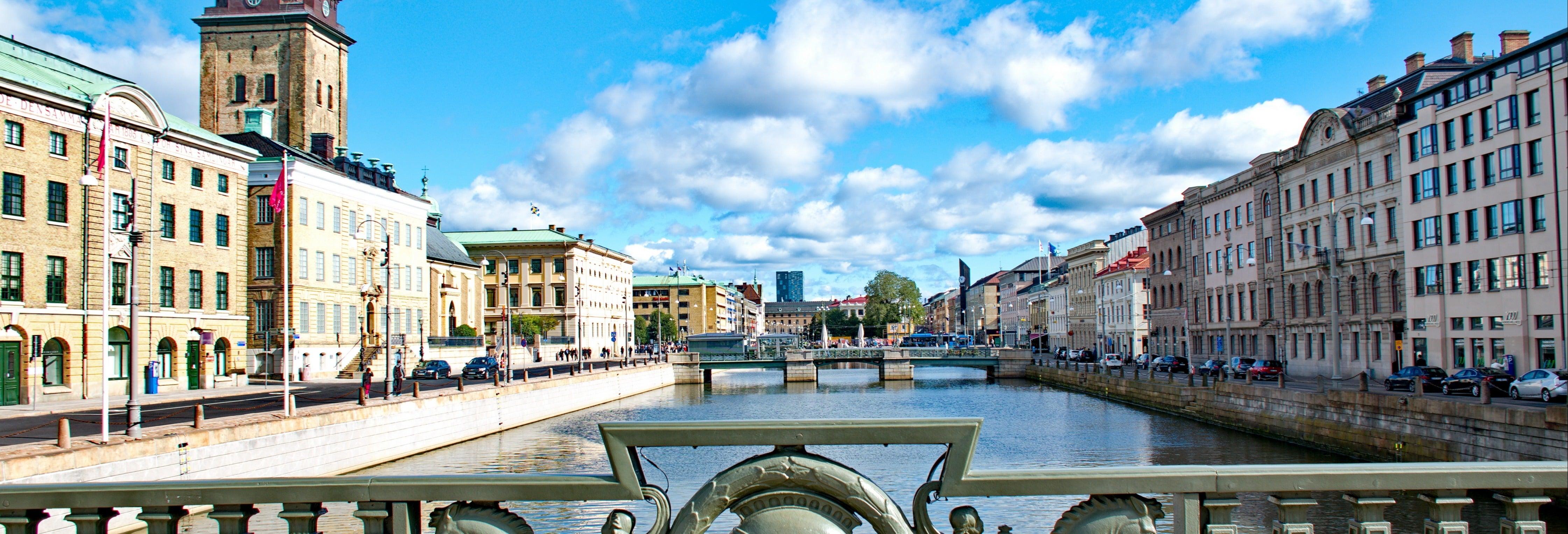 Autobus turistico di Gotemburgo