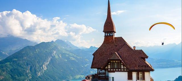 Excursión a Interlaken