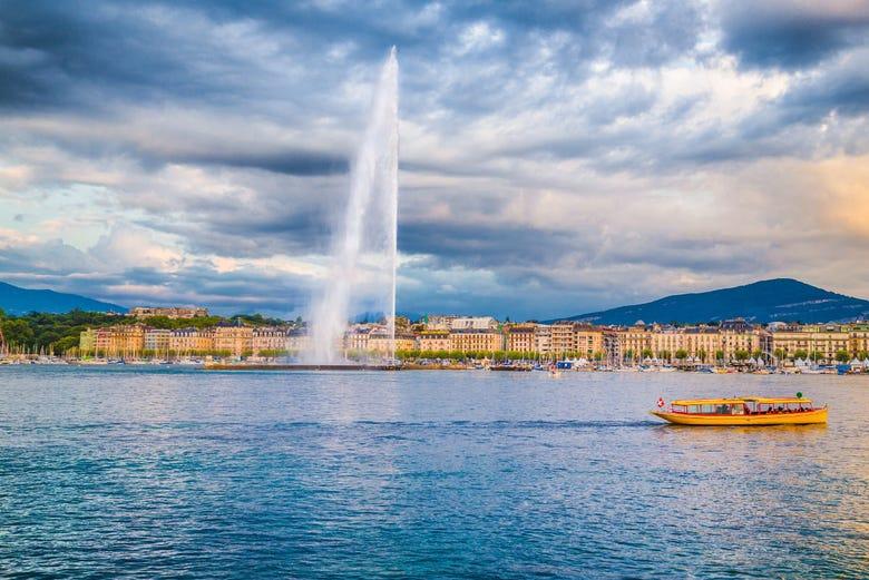 ,Tour por Ginebra