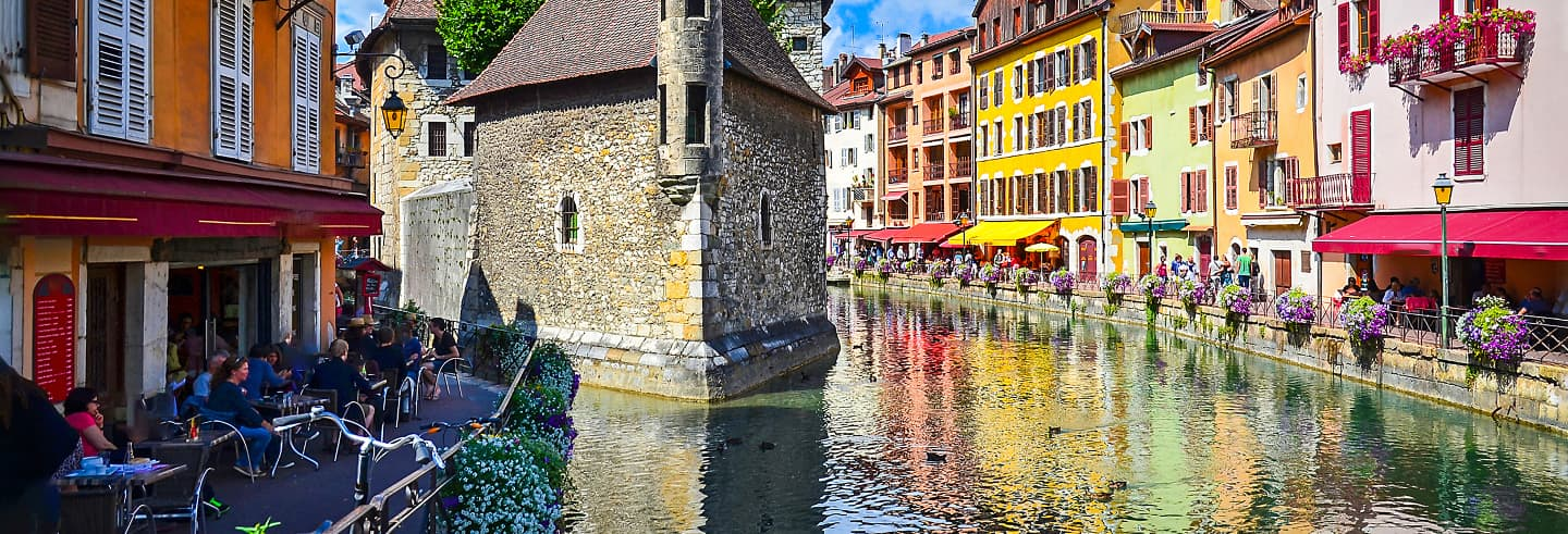 Annecy and Geneva Tour