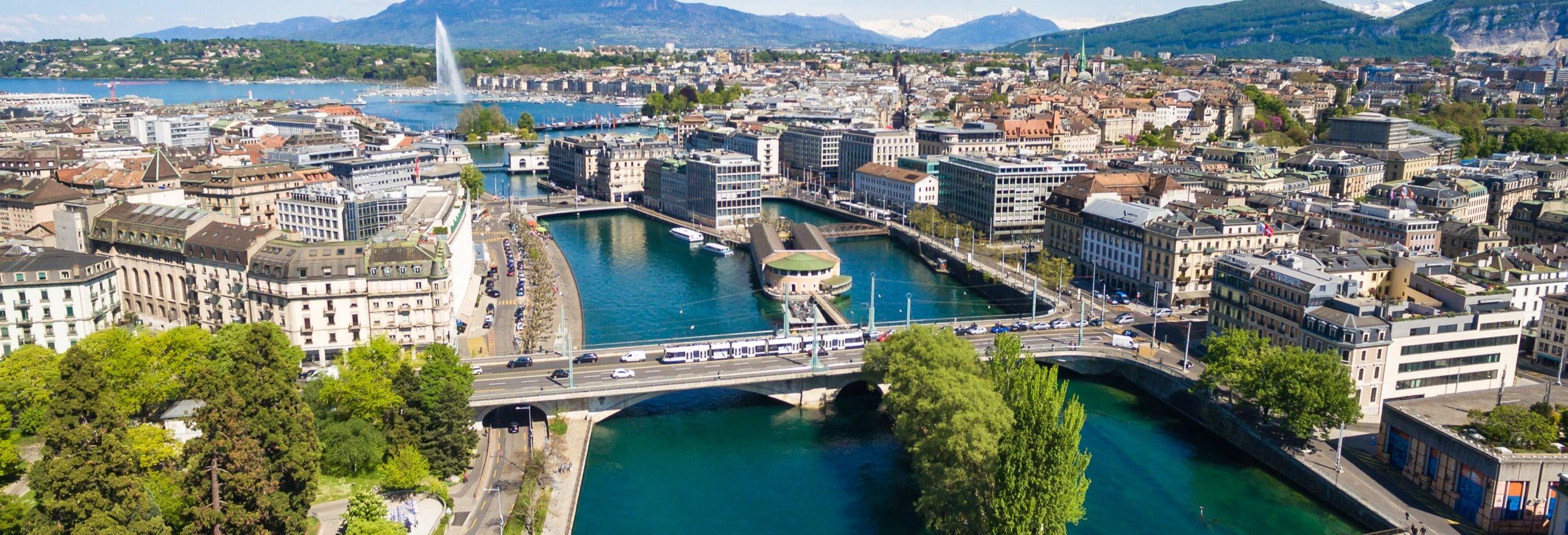 Tour privado por Genebra em português