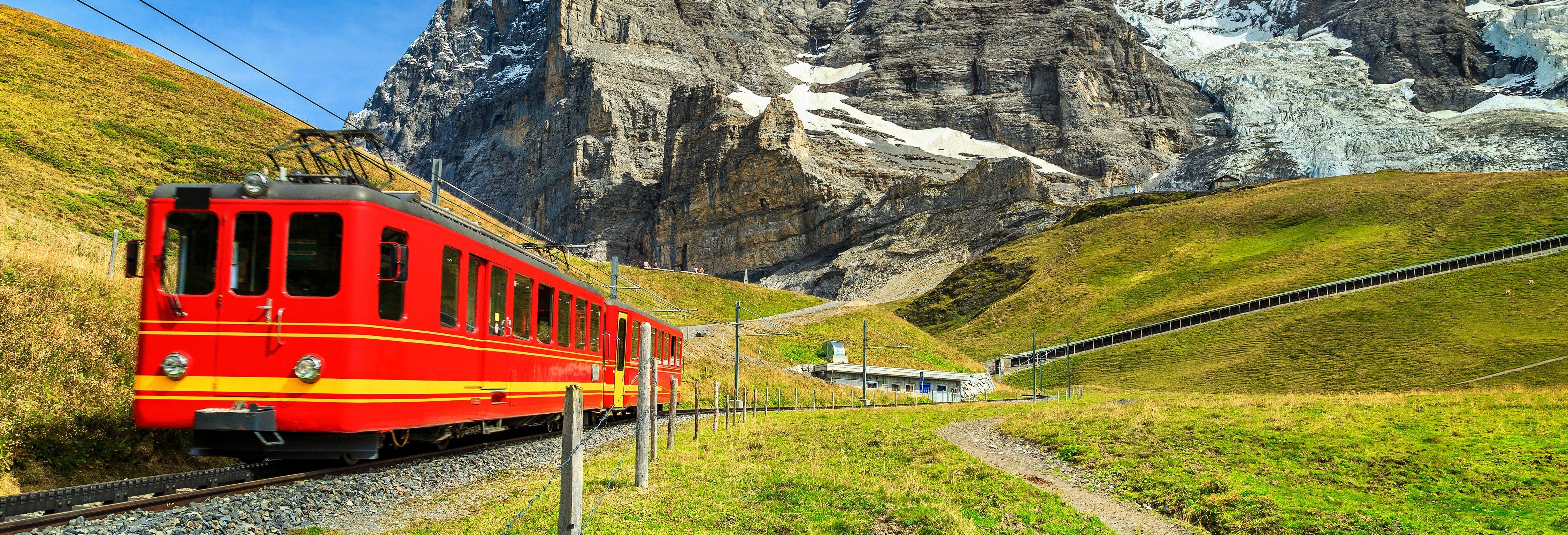Excursion au Jungfraujoch