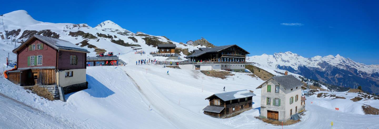 Excursão a Kleine Scheidegg