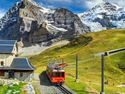 ,Excursión a Jungfraujoch