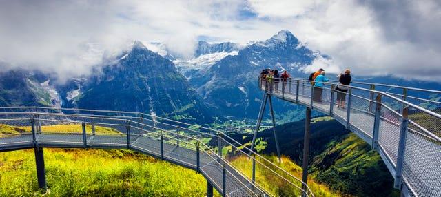 Excursión a Interlaken y Grindelwald