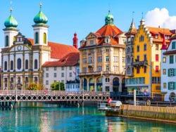 ,Excursión a Lucerna
