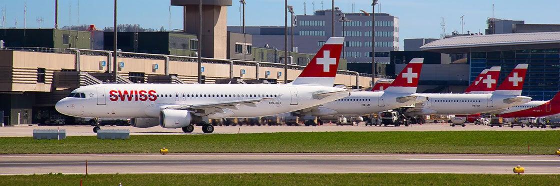 Aeroporto Internacional de Zurique