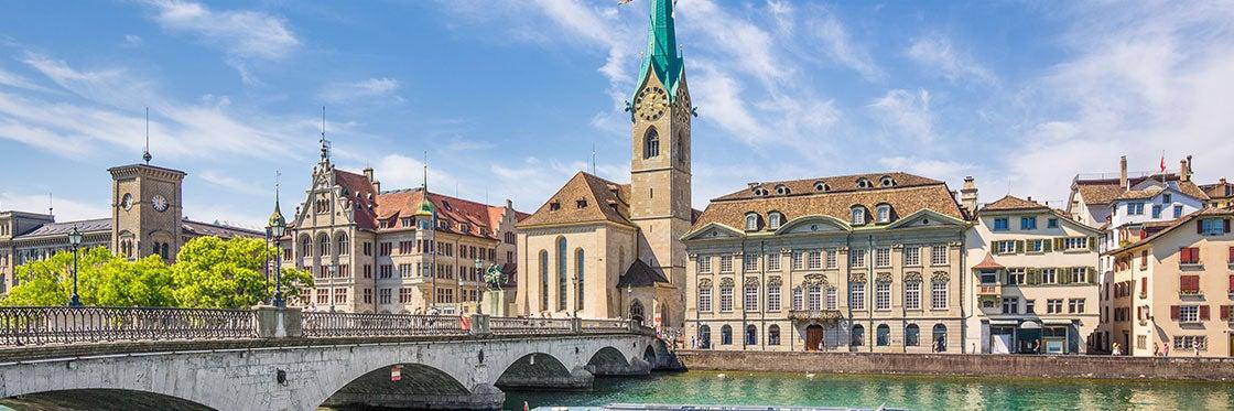 Iglesia de Fraumünster