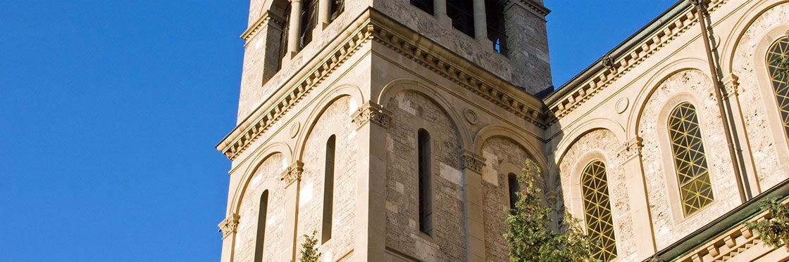 La Chiesa di Nostra Signora di Zurigo