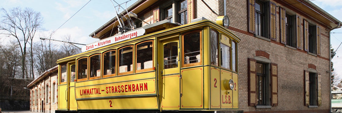 Museo del Tranvía de Zúrich