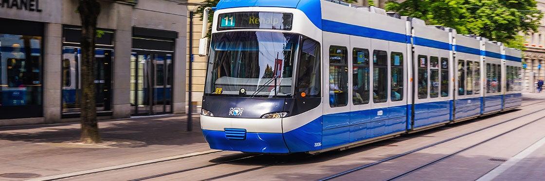 Tranvía de Zúrich