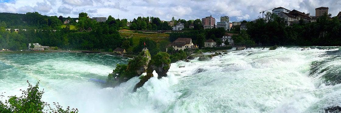 Visites proches de Zurich