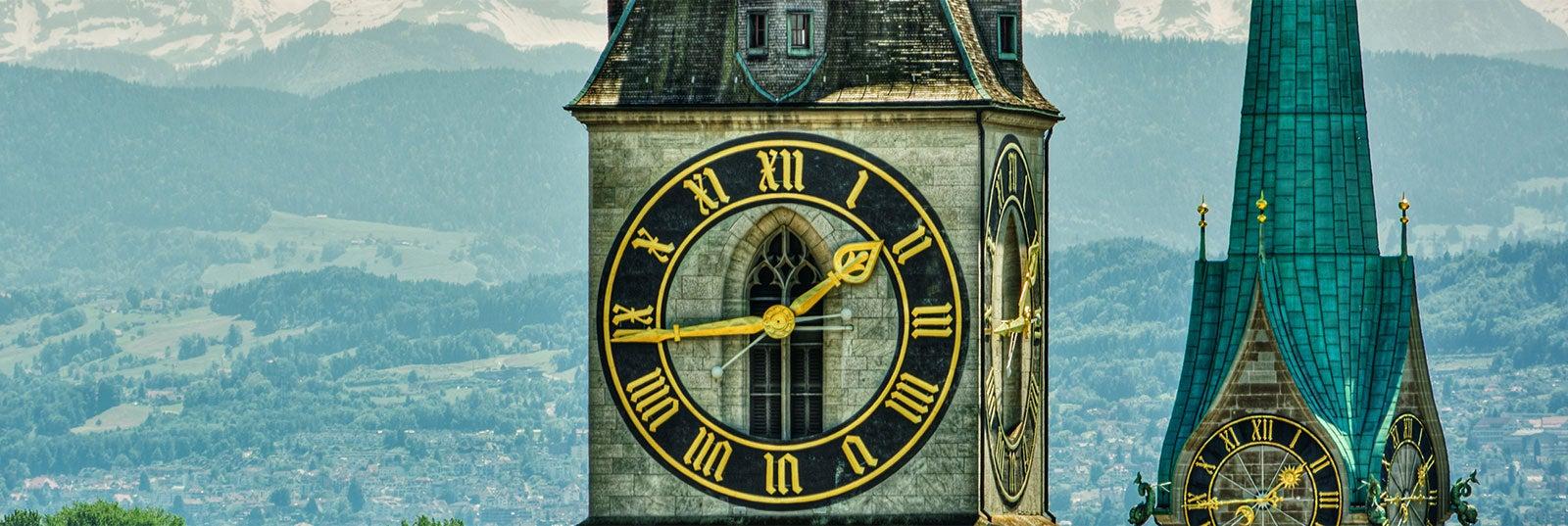 Guía turística de Zurich