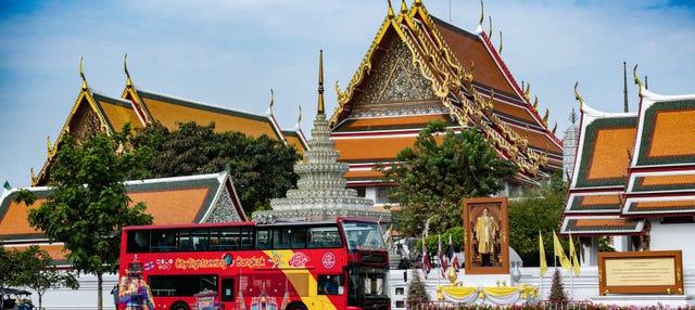 Autobús turístico de Bangkok