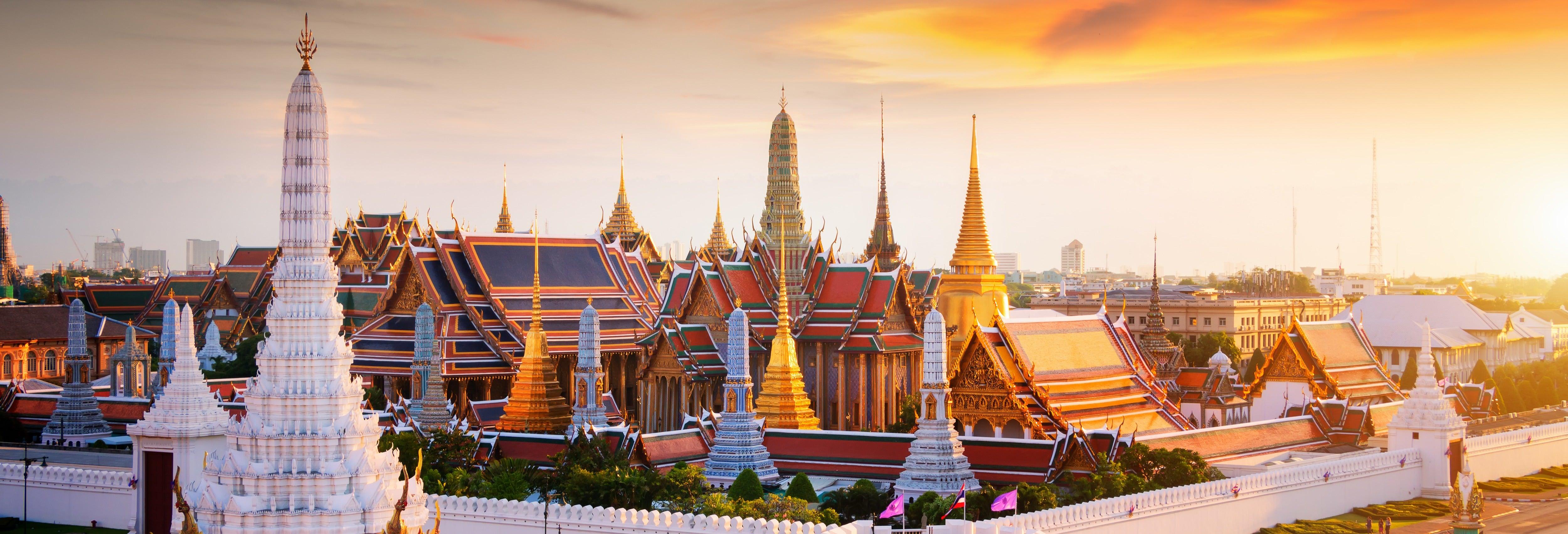 Tailandia al completo en 11 días